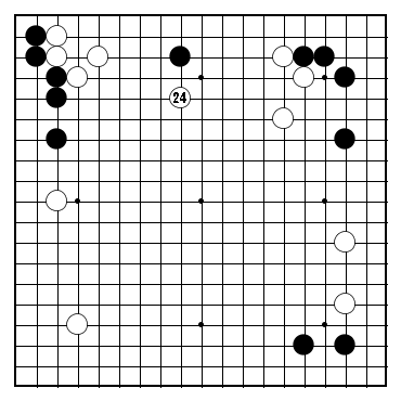 White overplays - what should Black do?